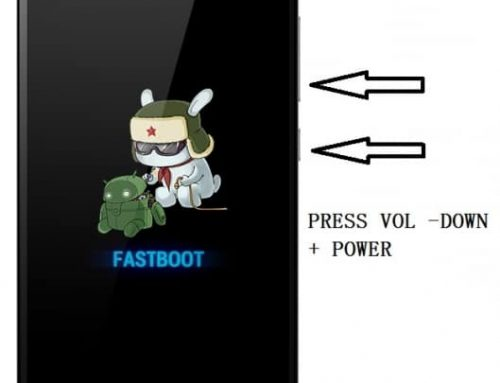 Cara Flash / Unbrick Xiaomi Mi Note / Pro Locked Bootloader