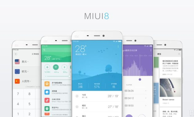 ROM MIUI 8 Andromax E2 Support DT2W - Sellophone com