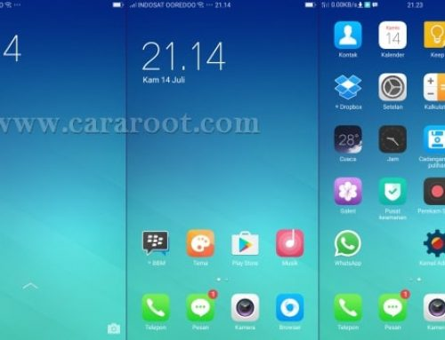 ROM ColorOS 3.0 Lollipop 5.1.1 Lenovo A6000/A6000+