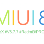 Tweak Gov Tuner Project Xiaomi Redmi 3 / Prime