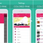 BBM Mod Colored Pink Versi 3.2.5.12 Android Apk