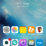 Tema MIUI 8 Theme Real iOS 10 v5.0 MTZ