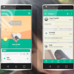 BBM Mod Materialism Green Versi 3.3.7.97 Android Apk