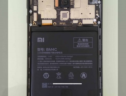 Cara Masuk Mode EDL Xiaomi Mi Mix Test Point