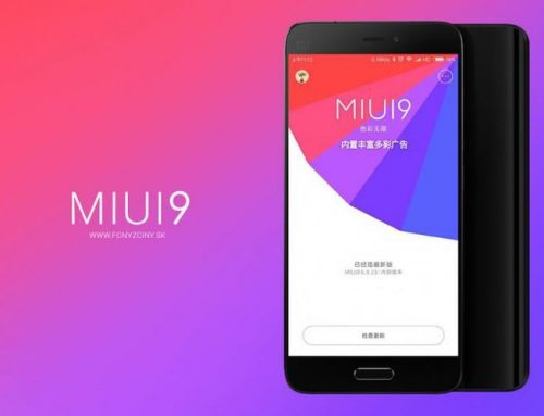 Cara Flash MIUI 9 Xiaomi Mi4s