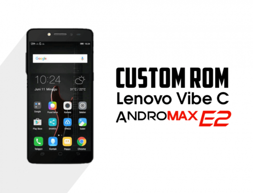 ROM Lenovo Vibe C Andromax A A16C3H