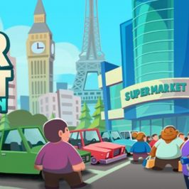 Download idle supermarket tycoon mod apk Unlimited Money